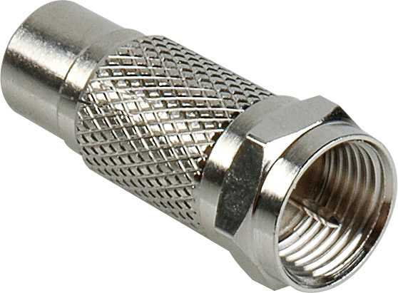 RCA Female to F Male Adapter                                                                                             200-045