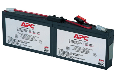 APC RBC-18 Replacement Battery Cartridge 18 APC-RBC18