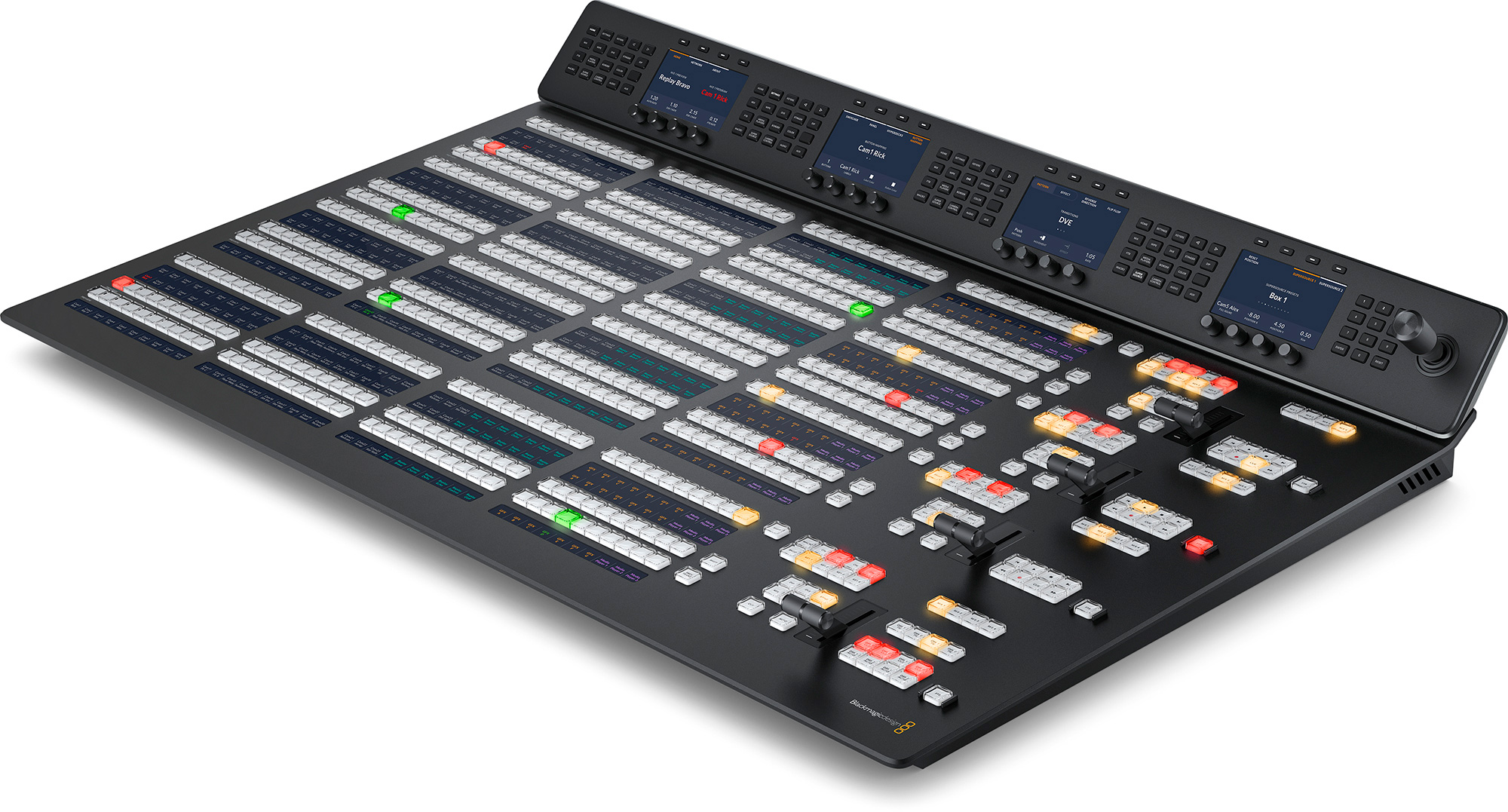 Blackmagic Design ATEM 4 M/E Advanced Control Panel BMDSWPANELADV4ME