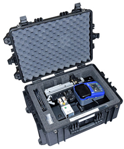 Neutrik CASE-NKO-XP opticalCON DRAGONFLY Field Assembly Case CASE-NKO-XP