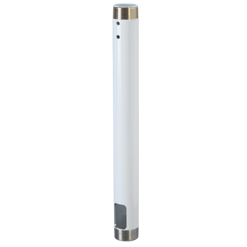 Chief CMS036-W 36 Inch 914 mm Speed-Connect Fixed Extension Column Whi