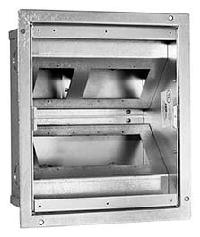 FSR FL-540P-6-B Floor Box for Raised Access Computer and Stage Floors