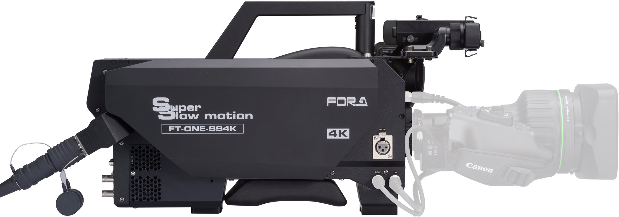 FOR-A FT-ONE-SS4K High Speed Full 4K Super Slow Motion Camera (Lens NOT Included) FT-ONE-SS4K