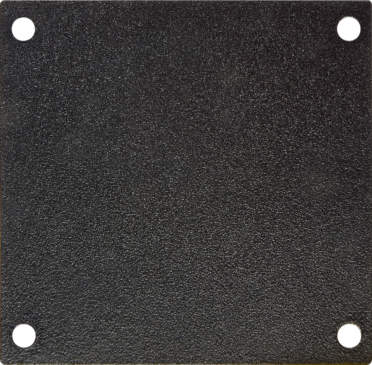 Hybrid Fiber Blank Cover Plate for HY45 System HY45-114