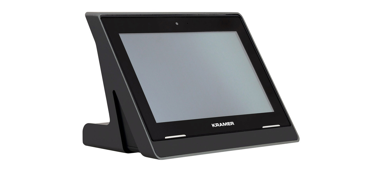 Kramer KT-107 7 Inch S1 Table Top/in-wall Black Touch Panel 30-001790