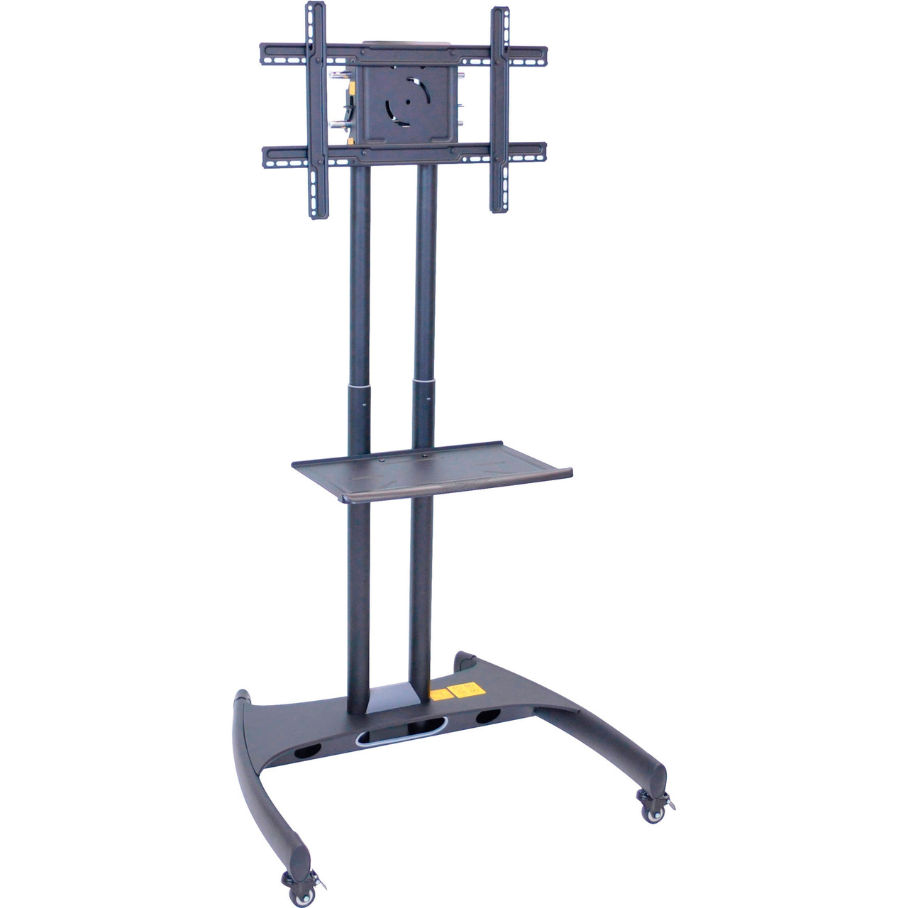 Luxor FP2500 Adjustable Height T.V. Stand LUX-FP2500
