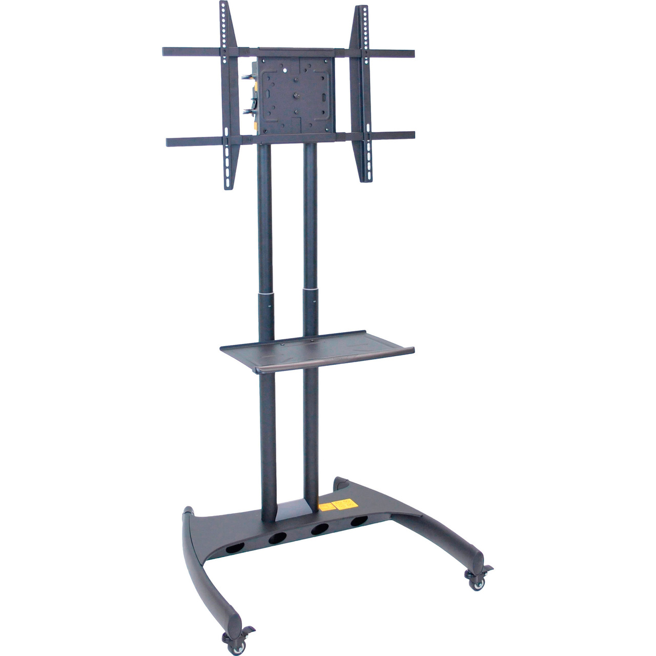 Luxor FP3500 Adjustable Height T.V. Stand LUX-FP3500