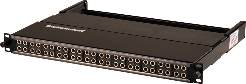 Switchcraft TTPFA96K1NS 96 Jacks TT Patchbay - Normals Strapped