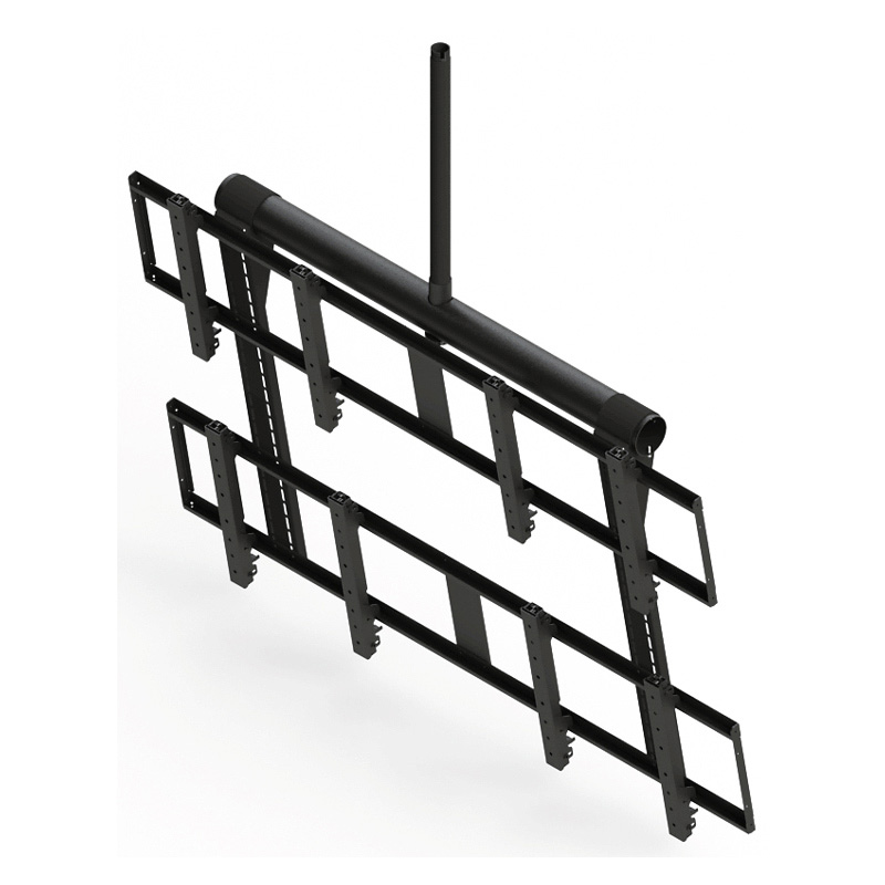 Peerless DS-VWT955-2X2 2x2 Video Wall Ceiling Mount for 40-55 Inch Displays Universal DS-VWT955-2X2