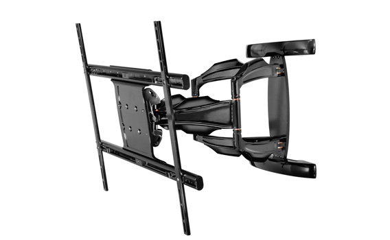 Peerless SA771PU Universal Articulating Dual-Arm Wall Mount 37-71 Inch