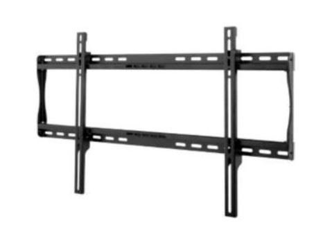 Peerless SF660P Universal Flat Wall Mount for 39-80 in. Displays  - Bl