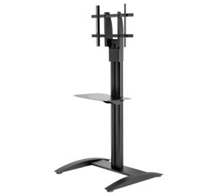 Peerless SS560M Flat Panel Floor Stand for 32 - 65 Inch Flat Panel Dis