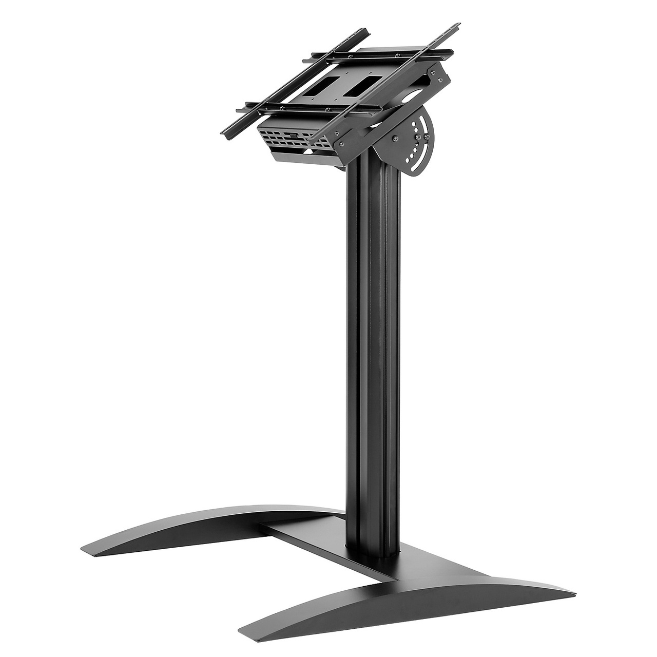 Peerless SS575K Universal Kiosk Stand for 32 Inch to 75 Inch displays