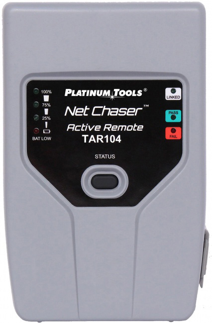 Platinum Tools TAR104 Net Chaser Active Remote TAR104