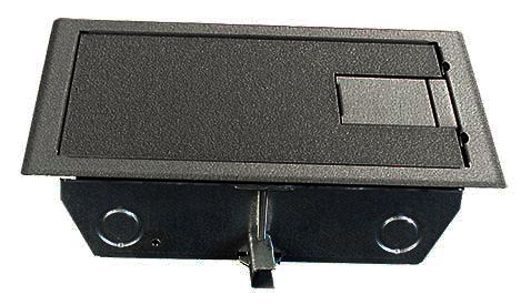 RFL Series Raised Access Floor Box - Gray RFL3-D1G-GRY