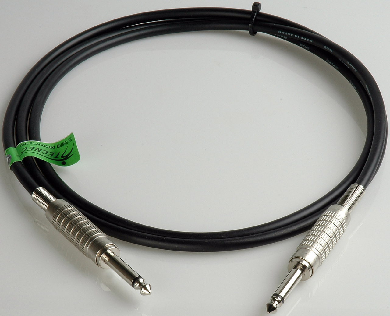 Audio Cable SPP-SPP 6ft Black SC6SS/B