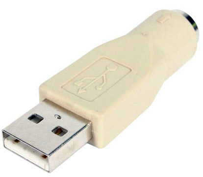 Startech GC46MF PS/2 Mouse to USB Adapter - F/M ST-GC46MF