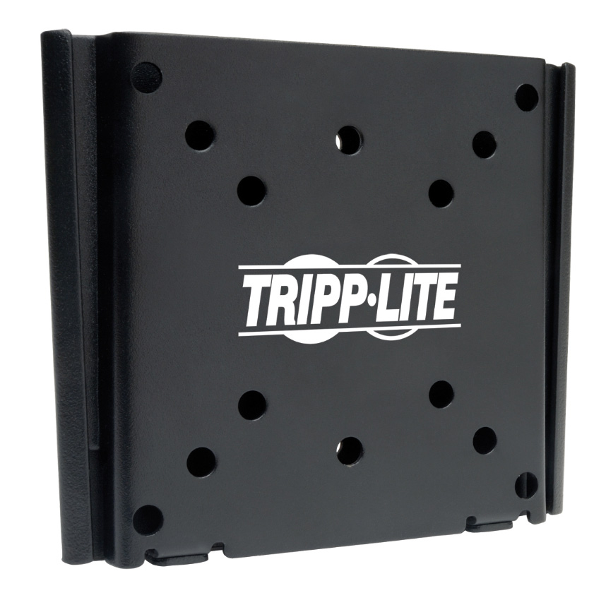 Tripp Lite DWF1327M Fixed Wall Mount for 13 Inch to 27 Inch TVs and Monitors