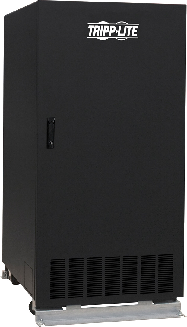 Tripp Lite EBP240V2501 Battery Pack 3-Phase UPS plus/minus 120VDC - 1 Cabinet with Batteries 63AH EBP240V2501