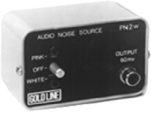 VL Design PN2WA Pink and White Noise Generator with External Power Input VLD-PN2WA