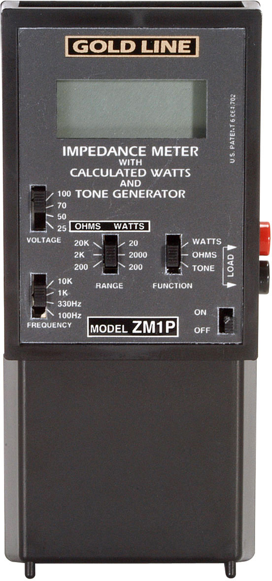 VL Design ZM-1P Impedance Meter Plus Protection Relay VLD-ZM-1P