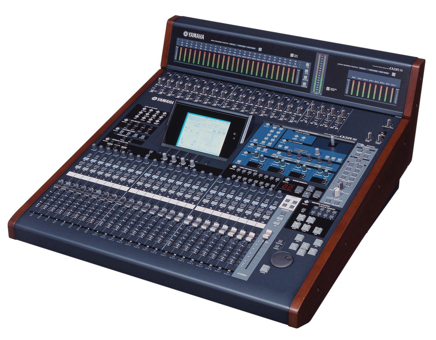 Yamaha 02R96VCM 56-Input Ditigal Mixing Console 02R96VCM