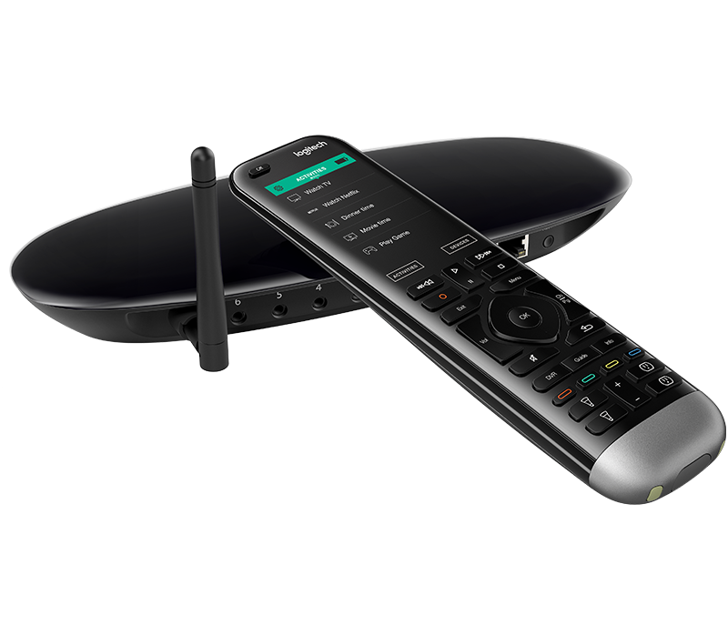 Logitech Harmony Pro 2400 Advanced Remote Hub and App