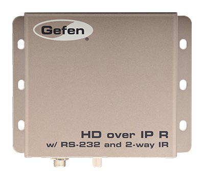 Gefen EXT-HD2IRS-LAN-TX HDMI over IP with RS-232 and Bi-Directional IR