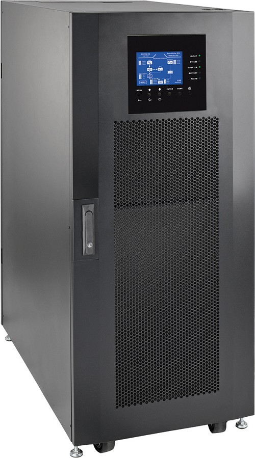 Tripp Lite SV20KS1P1B 20kVA Smart Online 3-Phase UPS Small Frame Modular - 1 Battery SV20KS1P1B